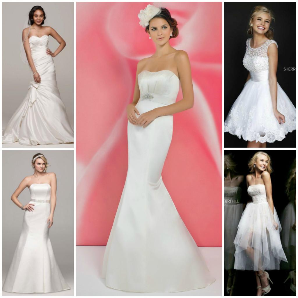 wedding dresses less than 500 photo - 1