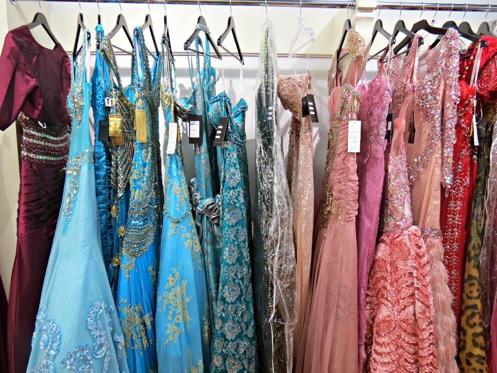 wedding dresses los angeles fashion district photo - 1