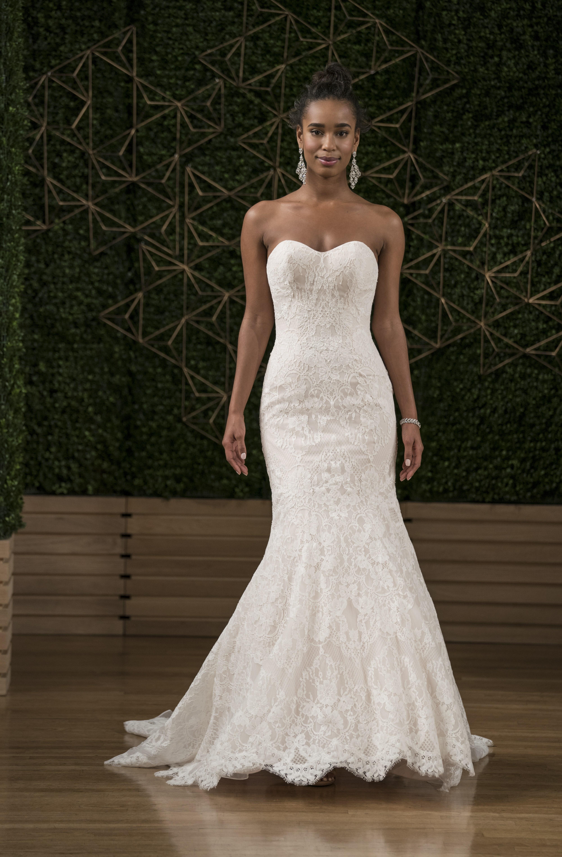 wedding dresses magazine free photo - 1