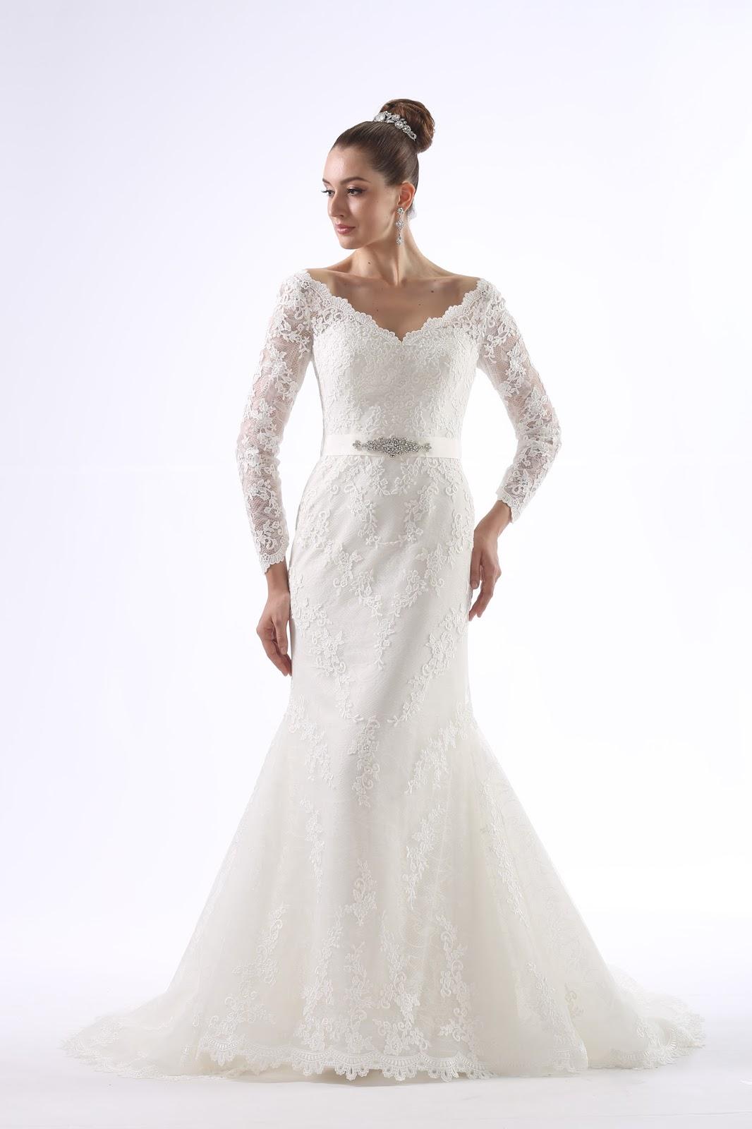 wedding dresses mature brides photo - 1