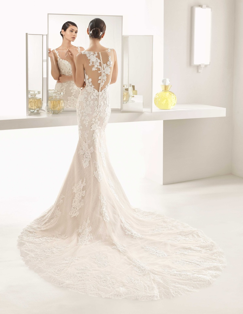 wedding dresses mermaid sweetheart neckline photo - 1