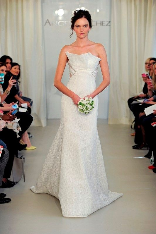 wedding dresses mermaid trumpet photo - 1