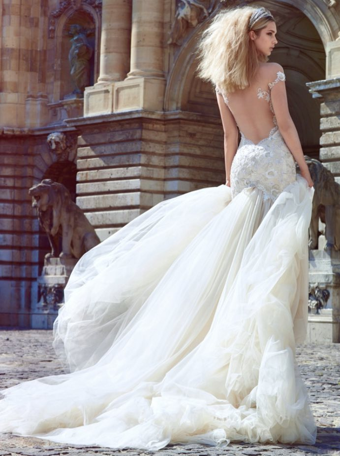 wedding dresses old fashion photo - 1