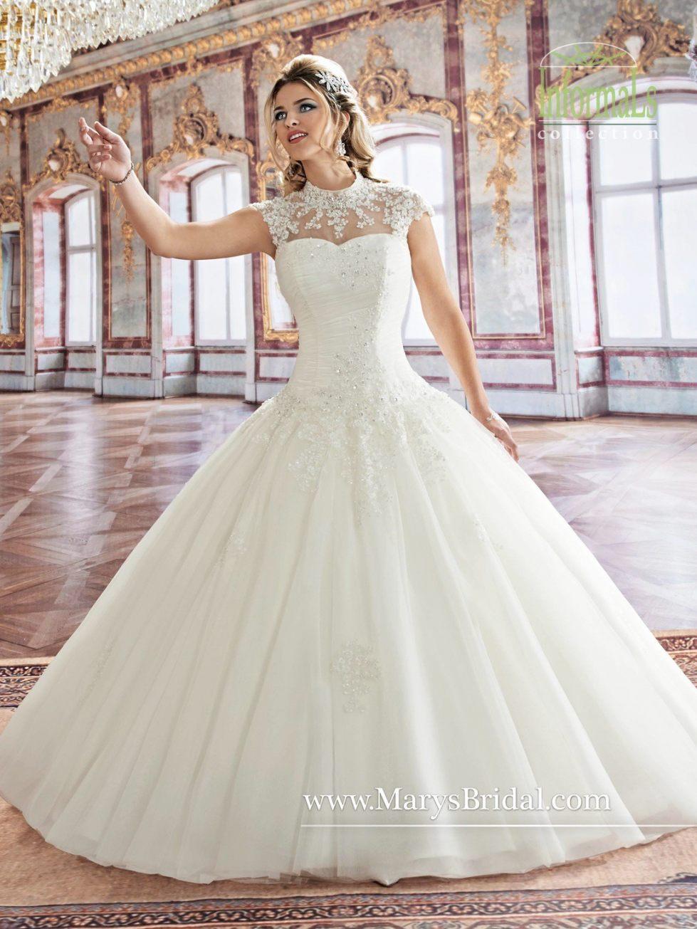 wedding dresses on a budget photo - 1