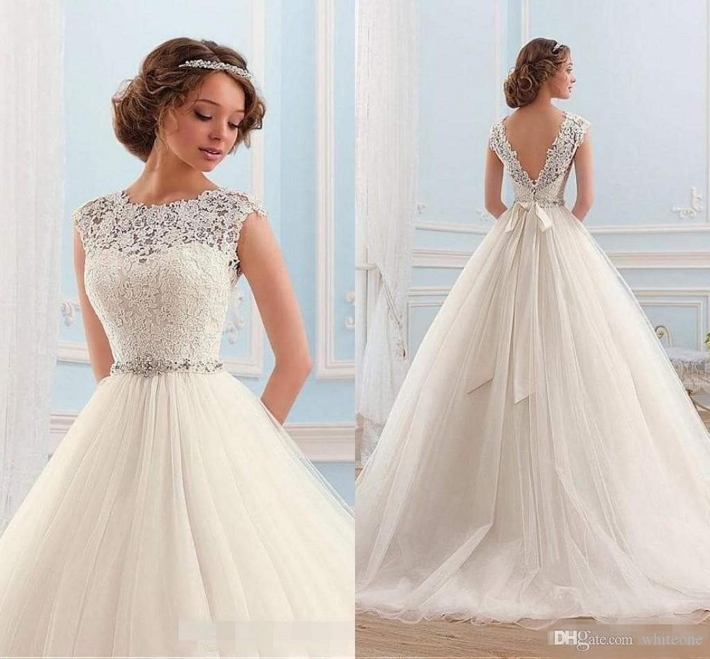 wedding dresses on sale near me photo - 1