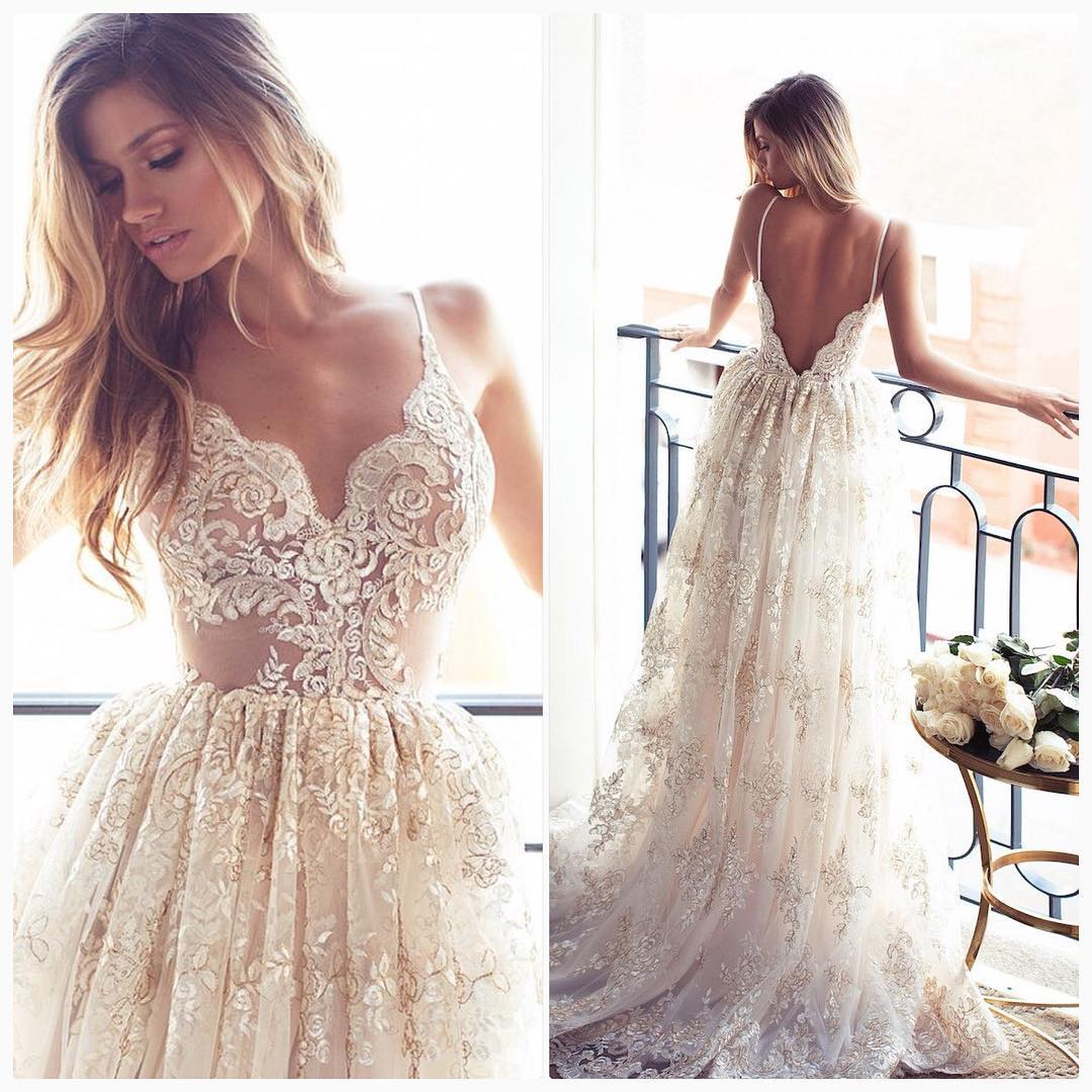 wedding dresses online store photo - 1