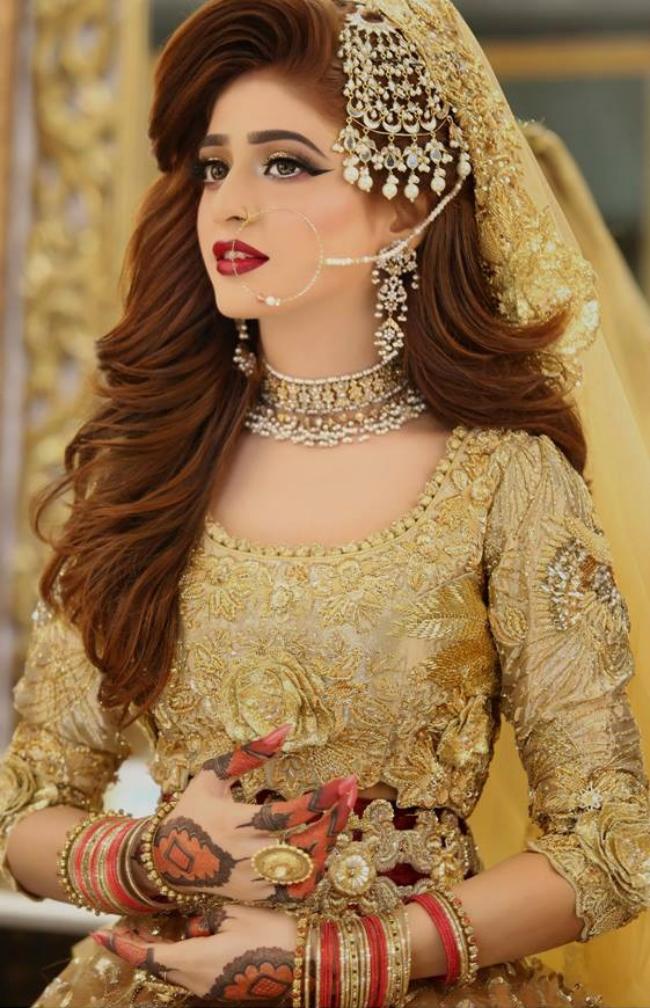 wedding dresses pakistani 2017 photo - 1