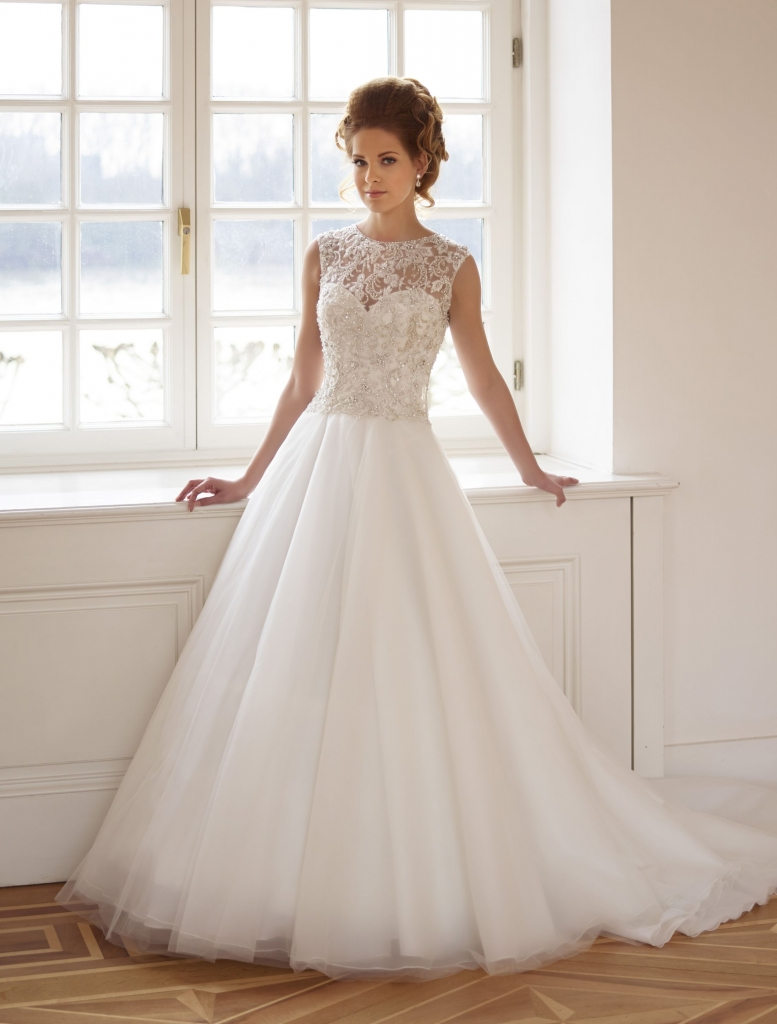 wedding dresses pictures 2015 photo - 1