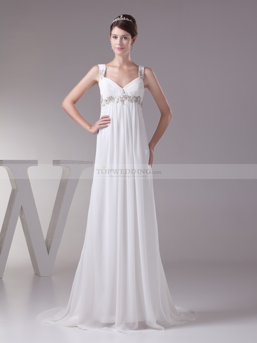 wedding dresses pregnancy photo - 1