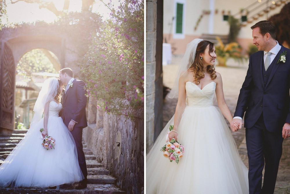wedding dresses princess photo - 1