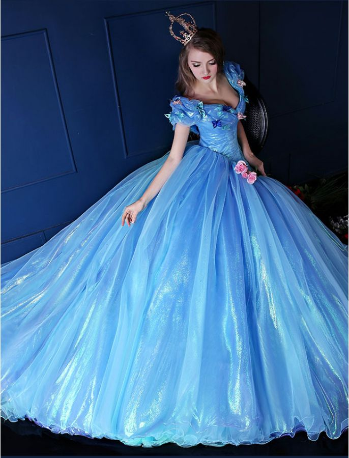 wedding dresses princess ball gown photo - 1