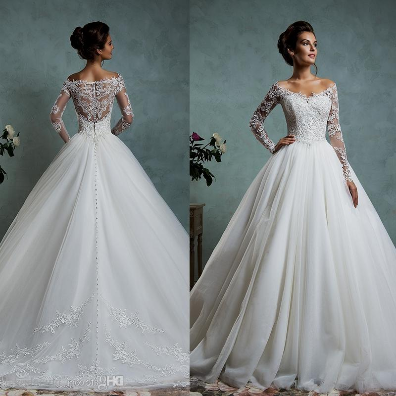 Princess Style Wedding Gowns: Wedding Dresses Princess Style