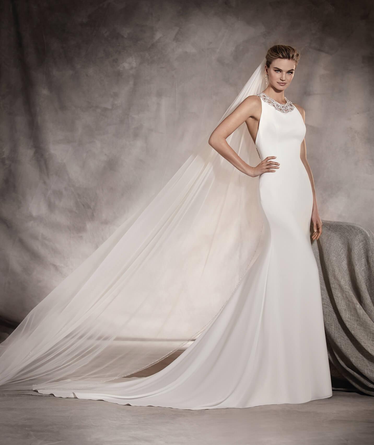 wedding dresses pronovia photo - 1