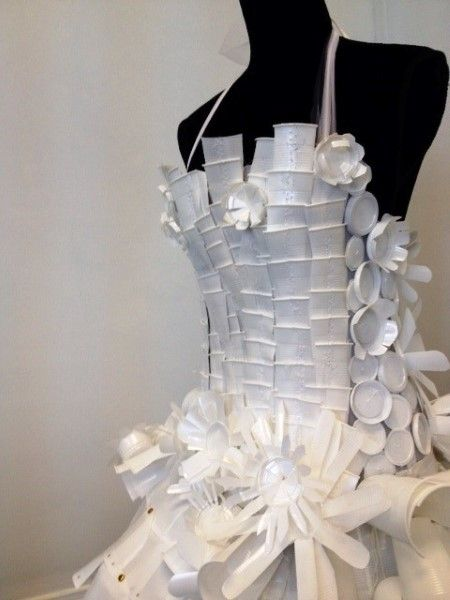 wedding dresses recycled photo - 1