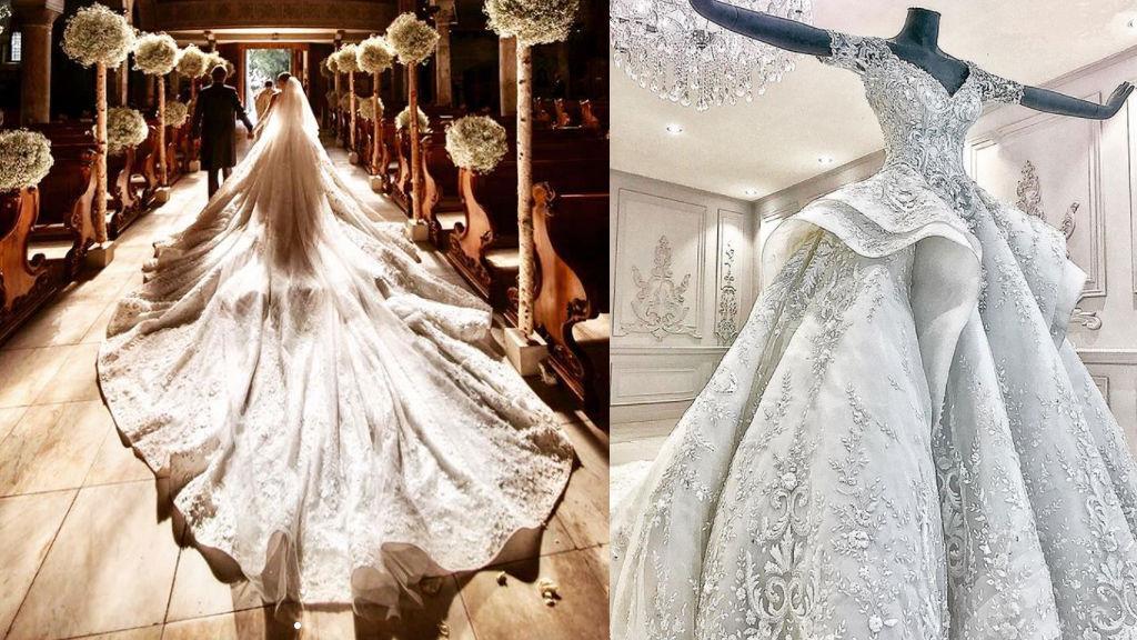 wedding dresses rental prices photo - 1