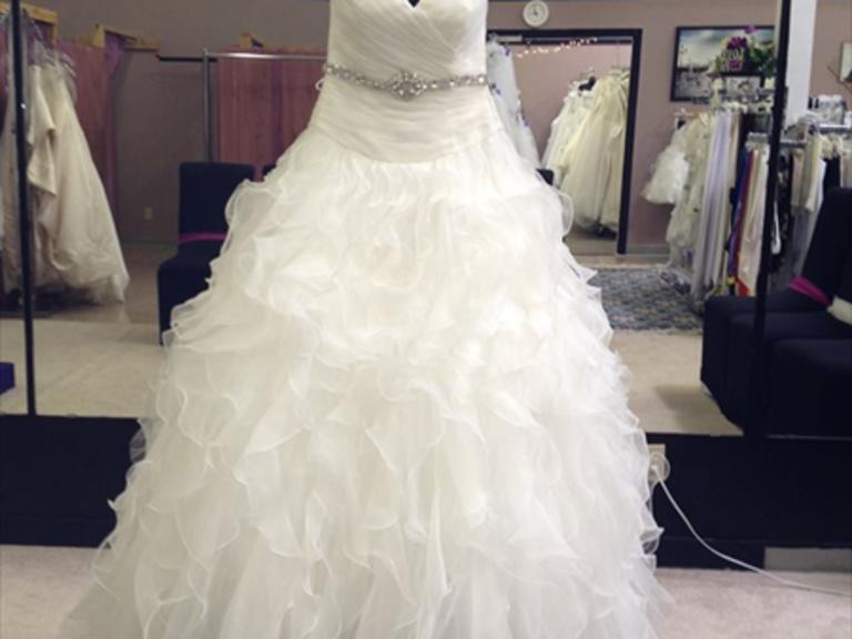 wedding dresses salem oregon photo - 1