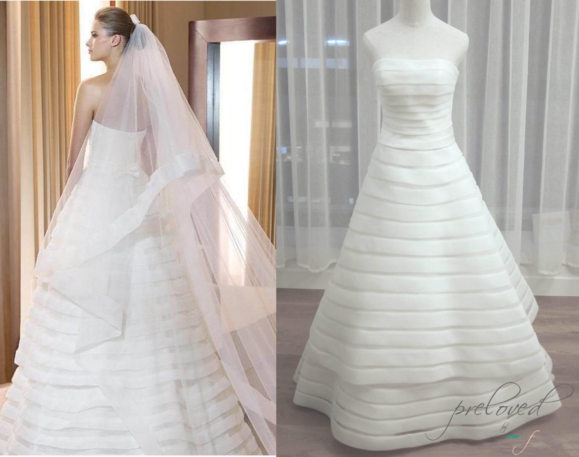wedding dresses second hand photo - 1