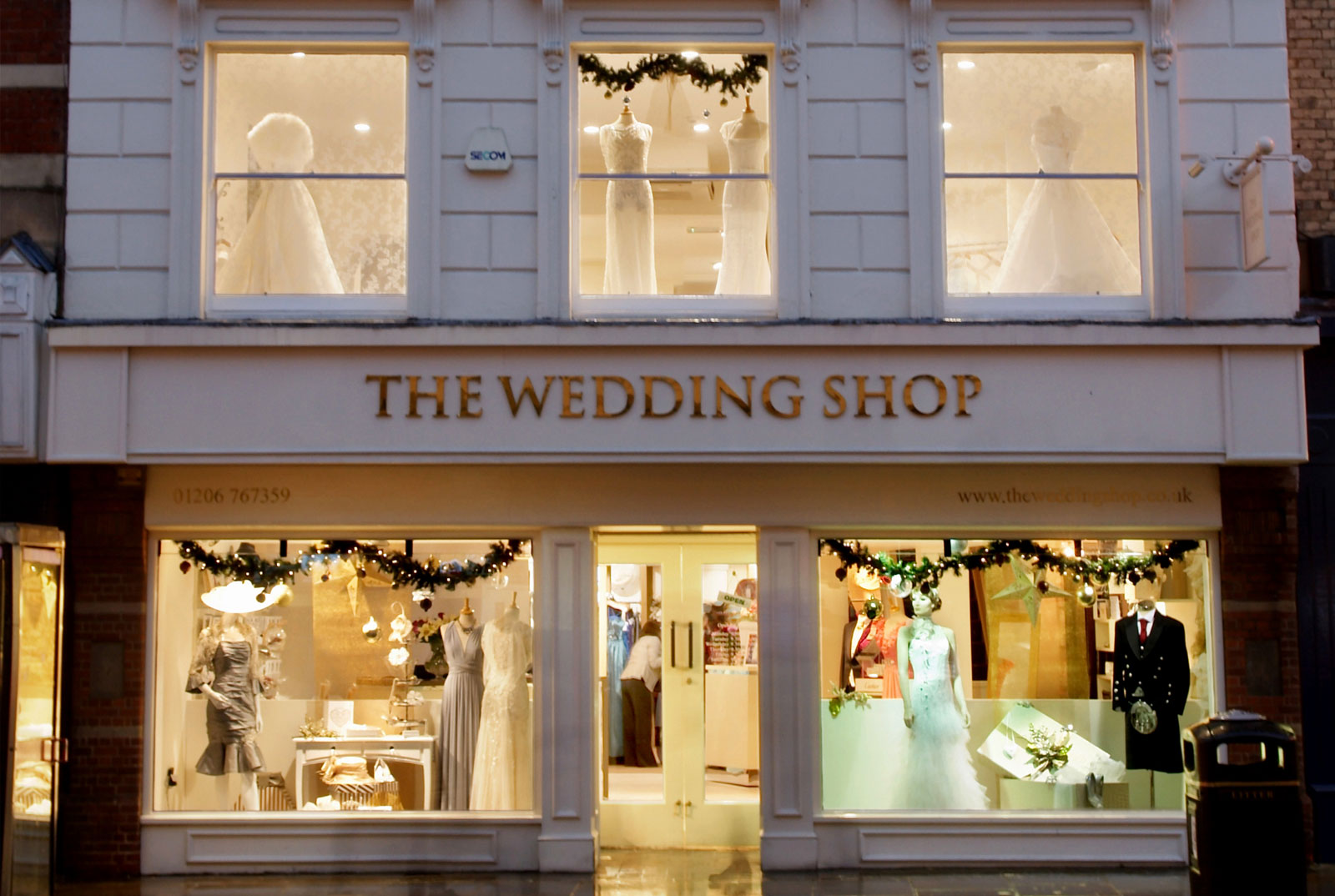 wedding dresses shops in new york photo - 1