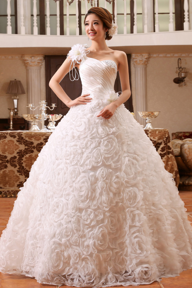 wedding dresses shops online photo - 1