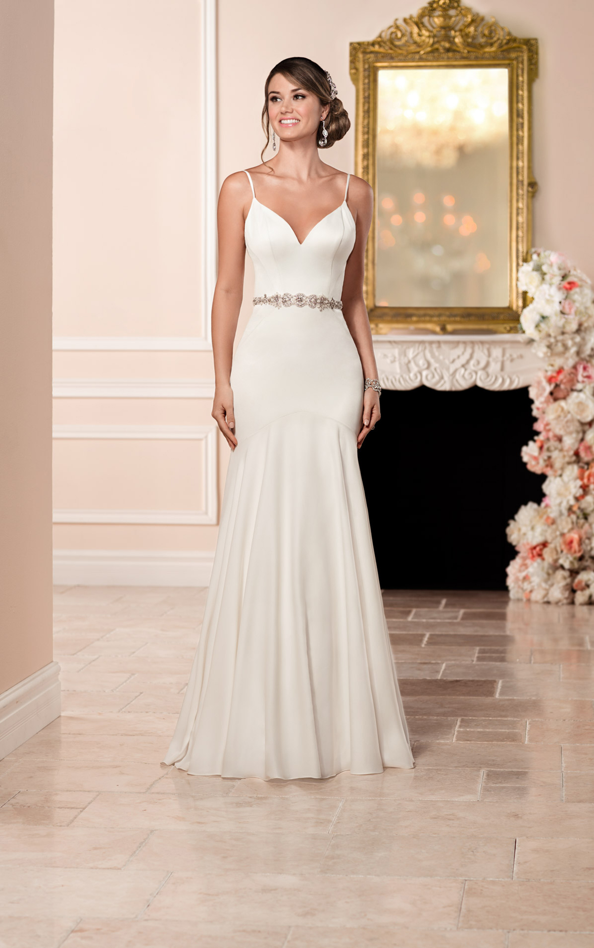 wedding dresses silk photo - 1