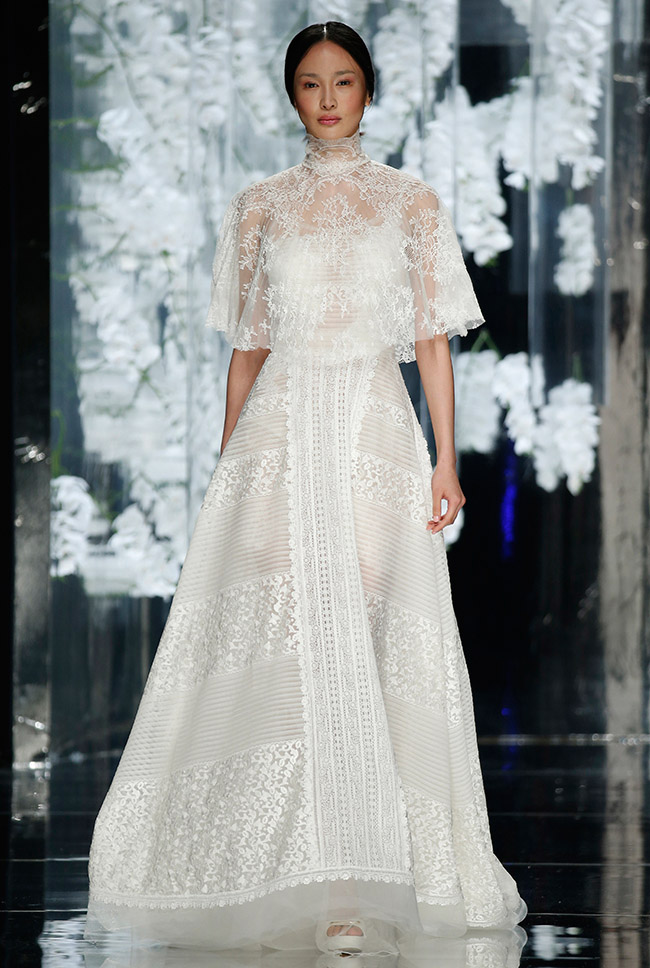wedding dresses simple but elegant photo - 1