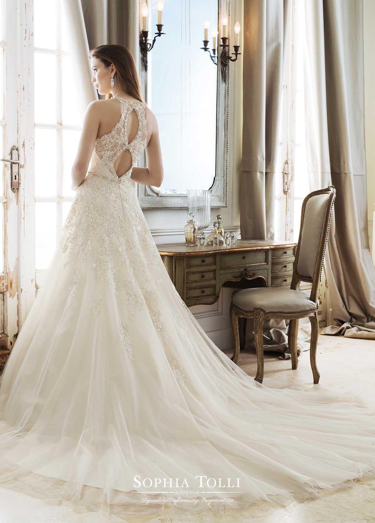 wedding dresses sophia tolli photo - 1