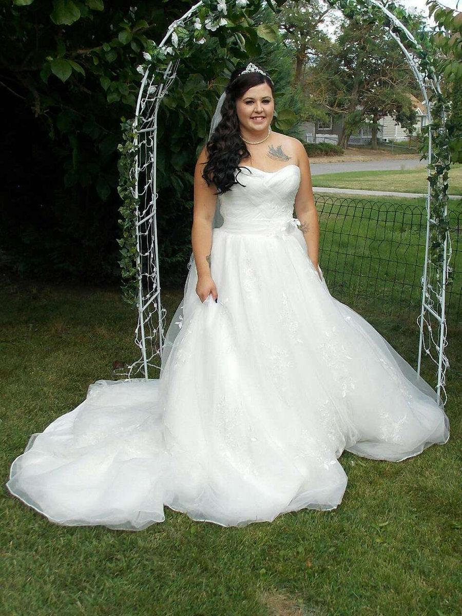 wedding dresses spokane photo - 1