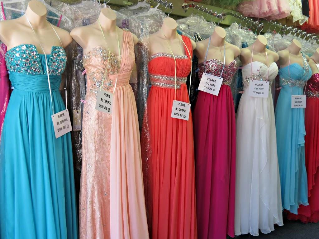wedding dresses store in los angeles photo - 1