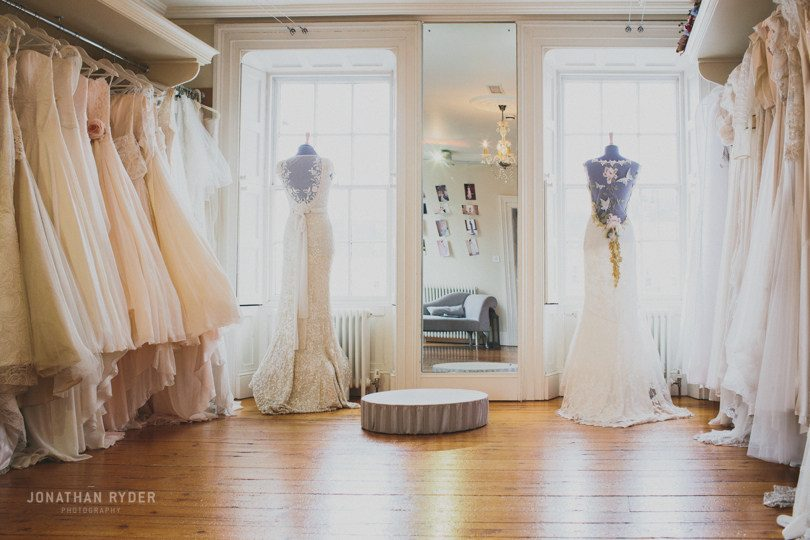 wedding dresses stores in nyc photo - 1