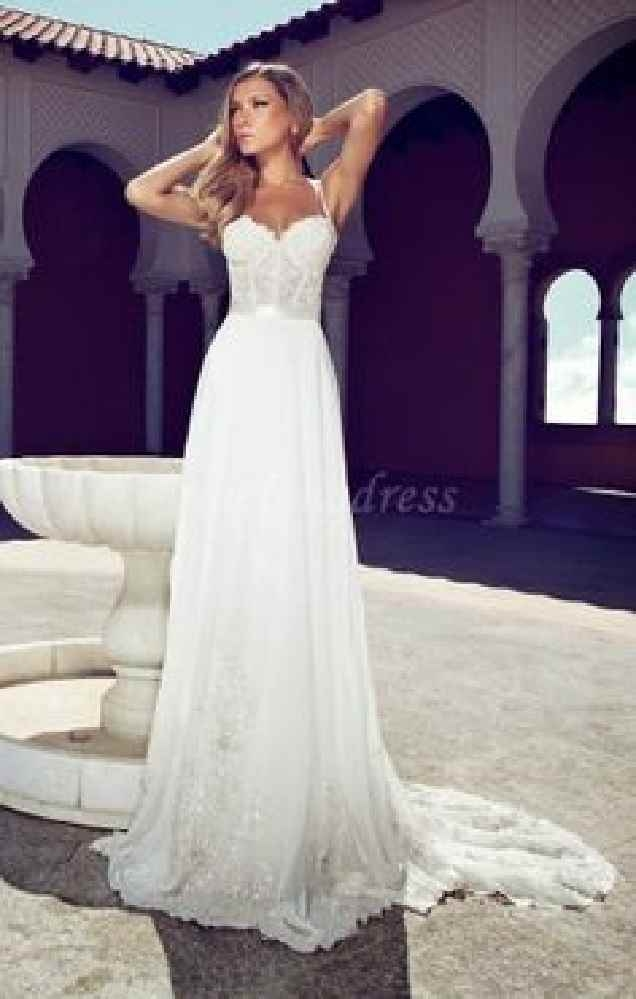 wedding dresses stores near me photo - 1
