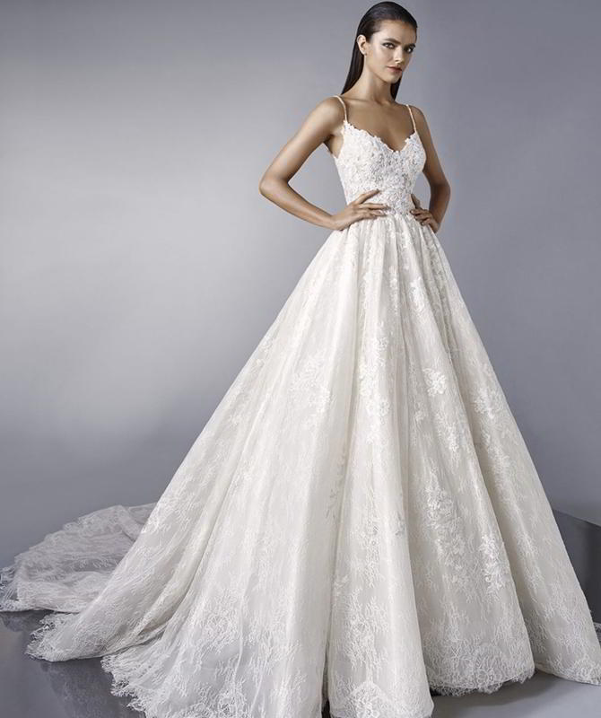 wedding dresses sweetheart neckline photo - 1
