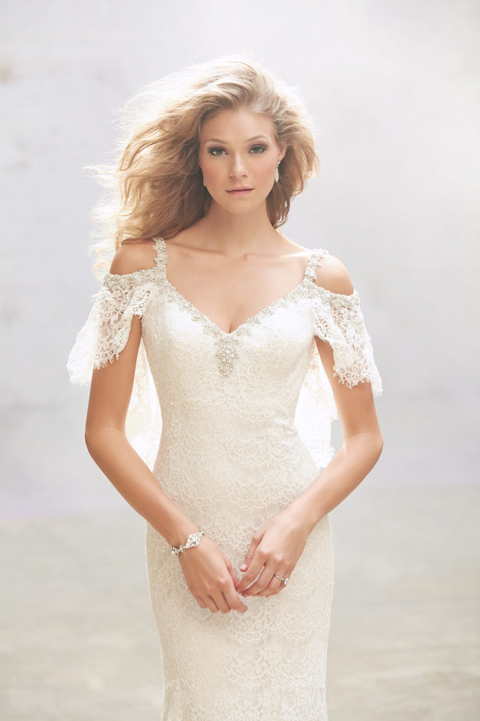 wedding dresses sweetheart neckline ball gown photo - 1