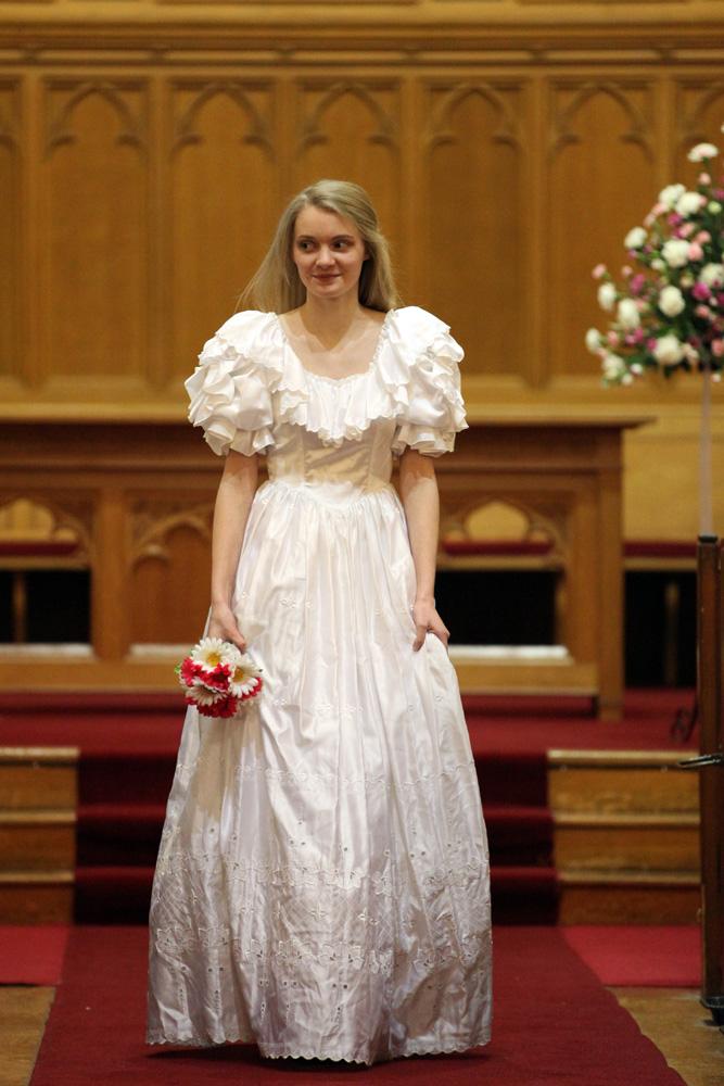 wedding dresses through the decades photo - 1
