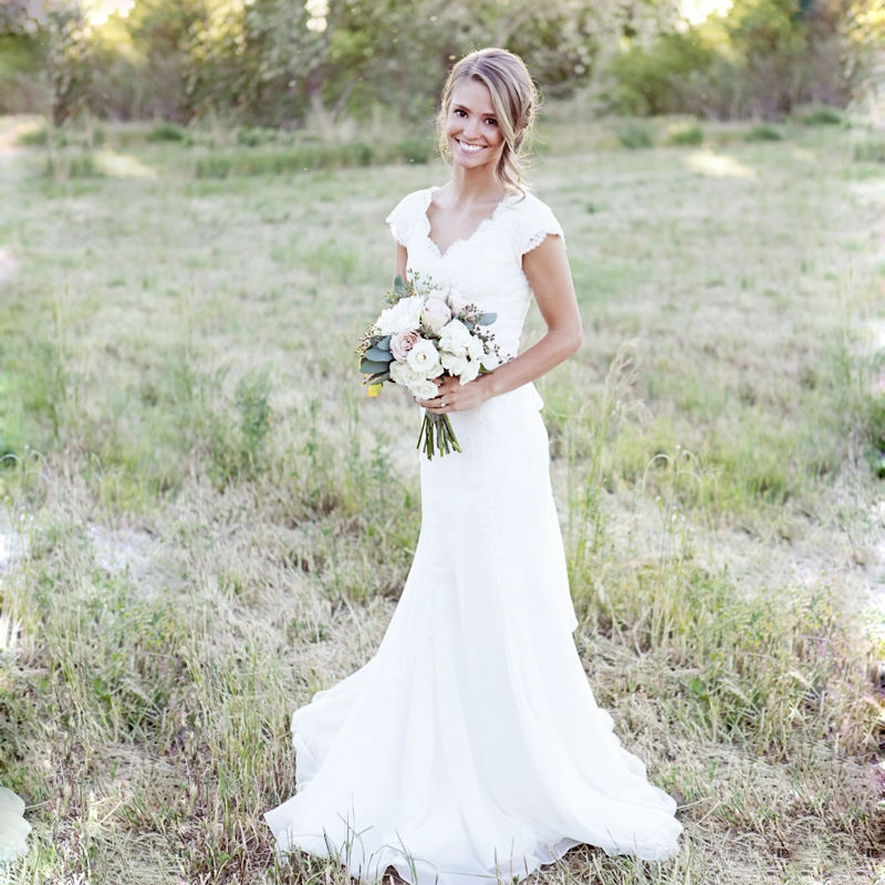 wedding dresses under 50 photo - 1