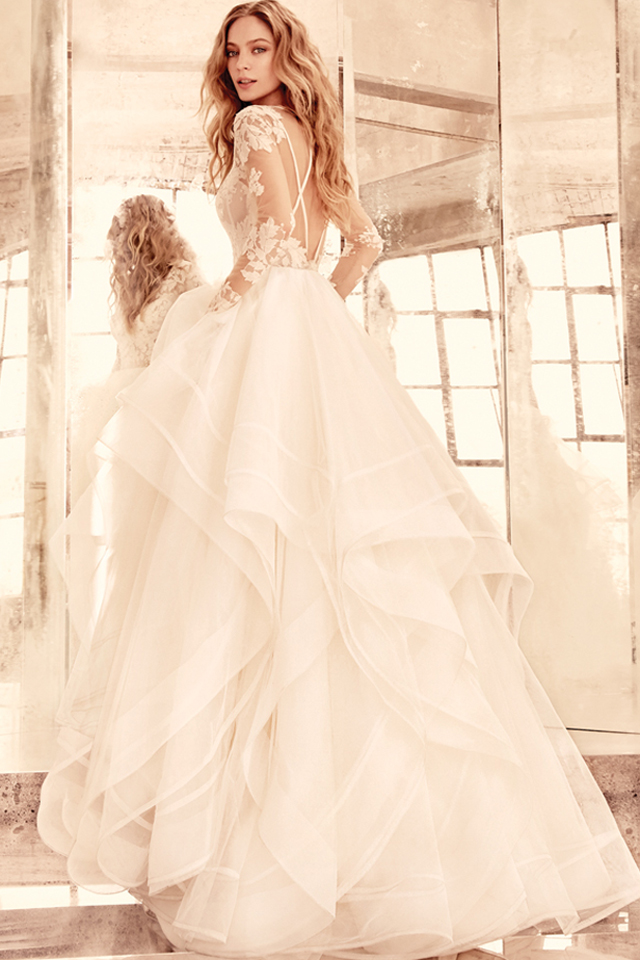 wedding dresses utah county photo - 1