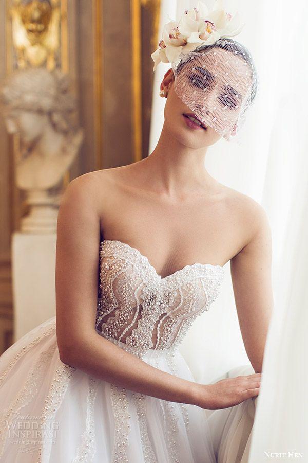 wedding dresses veils photo - 1