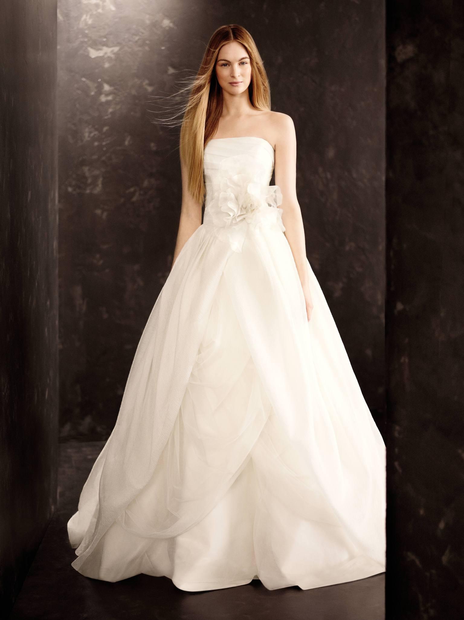 wedding dresses vera wang photo - 1