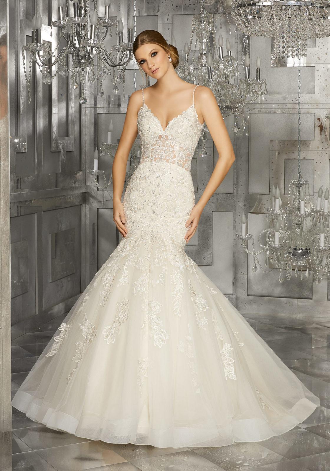 wedding dresses with photo - 1