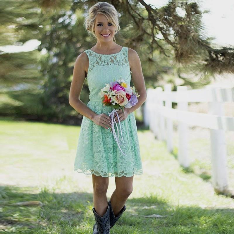 wedding dresses with cowgirl boots photo - 1