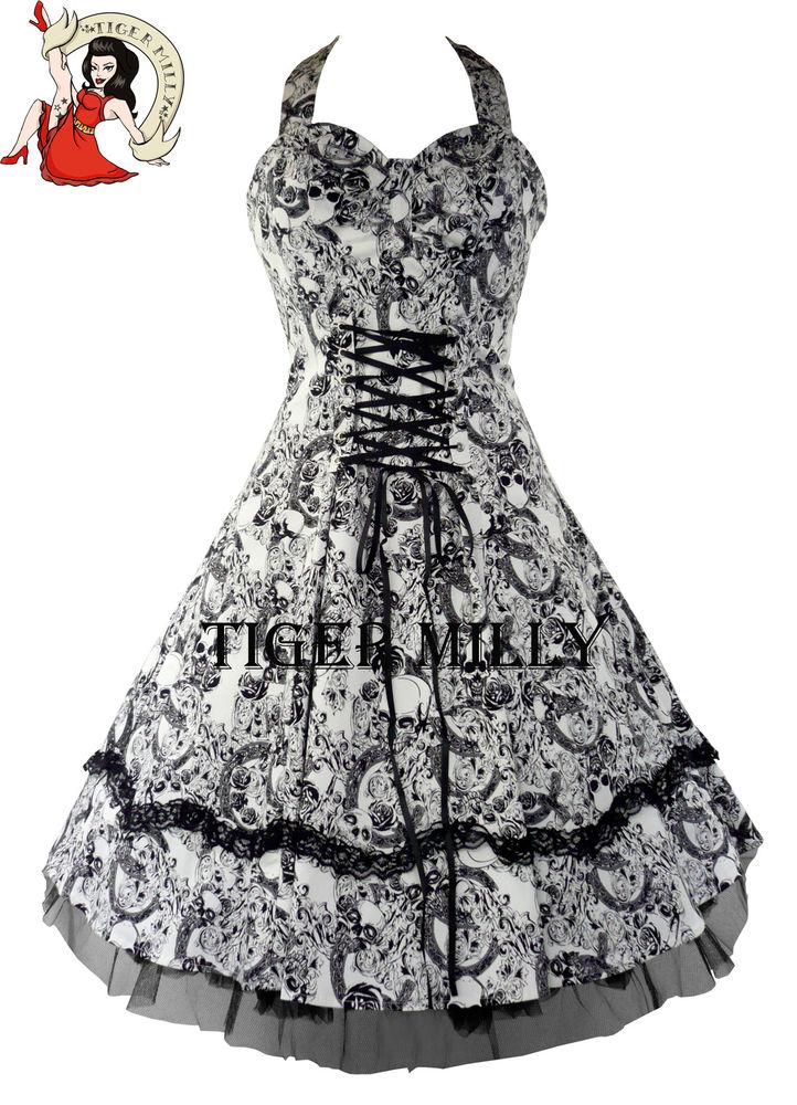 wedding dresses with skulls photo - 1