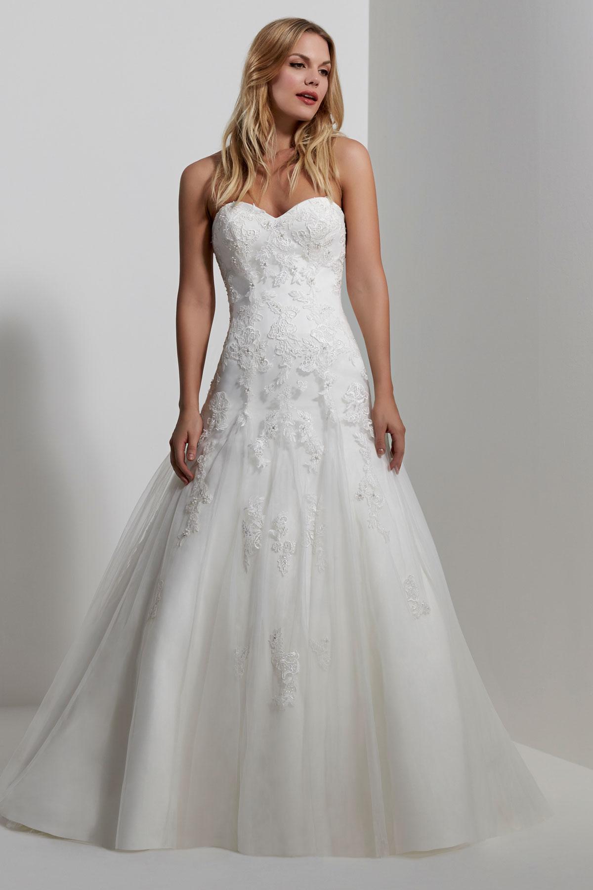 wedding event dresses photo - 1
