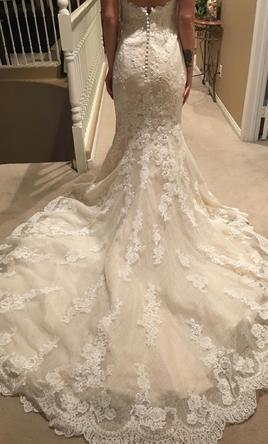 wedding girl dresses photo - 1