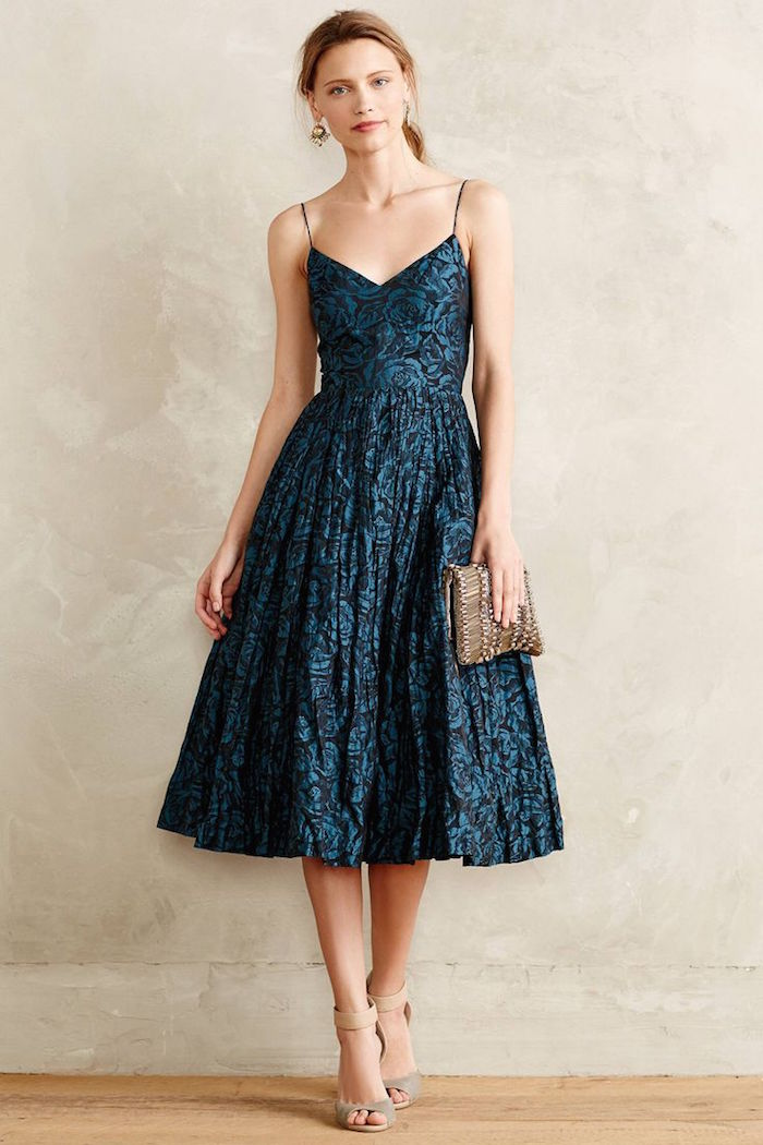 wedding guest dresses for fall 2018 photo - 1