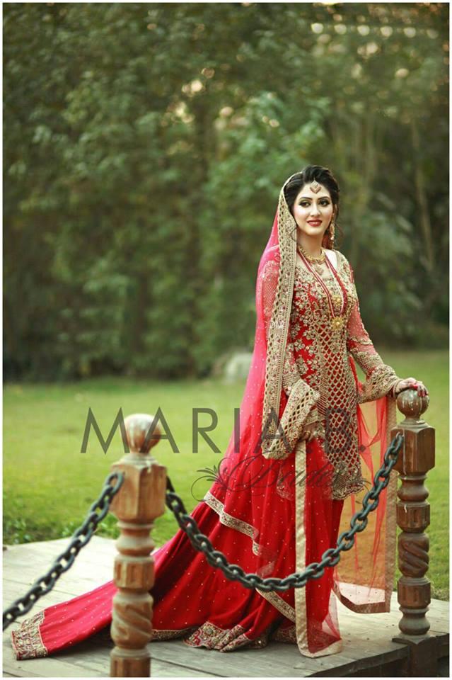 wedding party dresses pakistani photo - 1