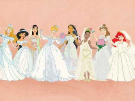 wedding princes dresses photo - 1