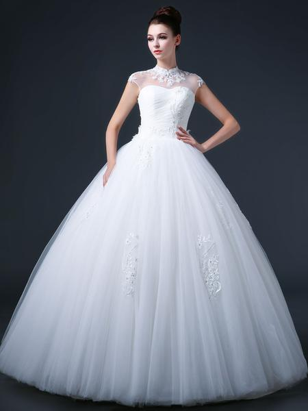 wedding princess dresses photo - 1