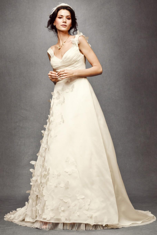wedding vintage dresses photo - 1