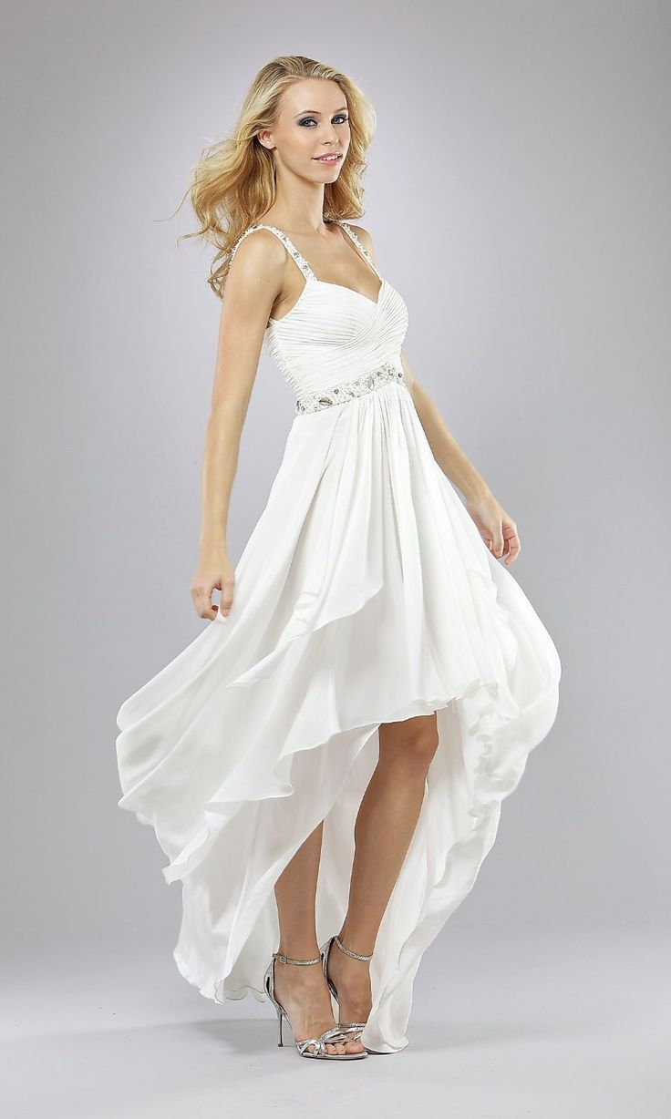 wedding vow renewal dresses photo - 1