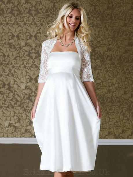 western wedding dresses for older brides photo - 1
