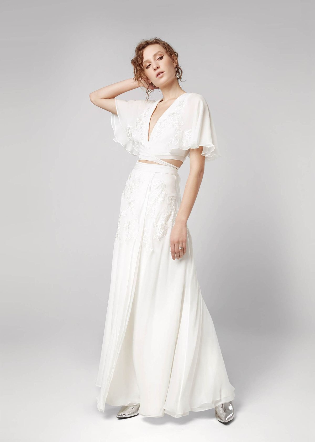 where to buy affordable wedding dresses photo - 1